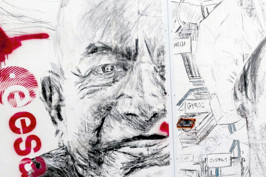 Gaia – Art Meets Technology  Europäisches Raumflug Kontrollzentrum Darmstadt, 2013