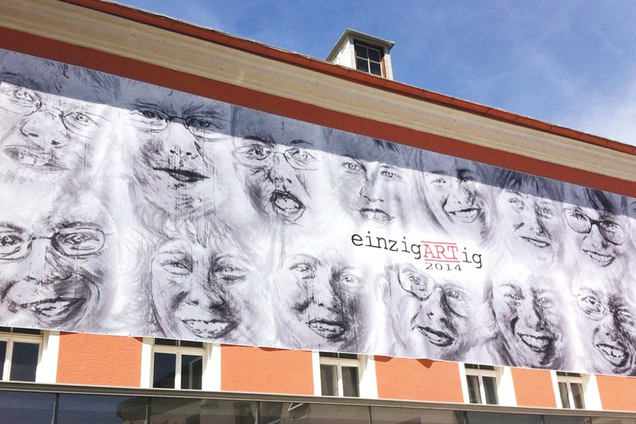 EinzigARTig, Lienz 2014