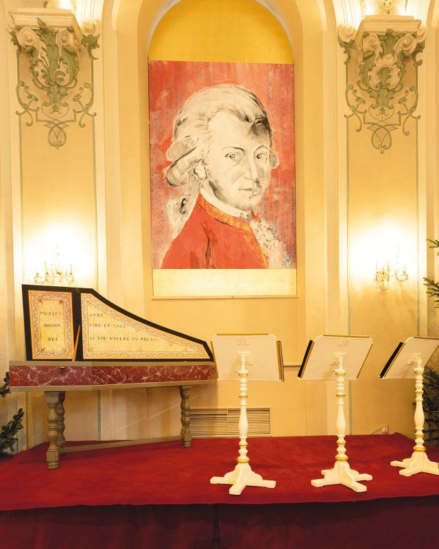 Oskar Stocker, Mozart 2 go, St. Peter Stiftskulinarium, Salzburg 2019